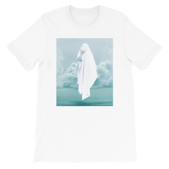 Ghostly Ocean Unisex Short-Sleeve T-Shirt - Layered Clothing Co.