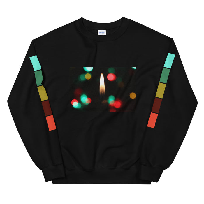 Eternal Flame Unisex Sweatshirt -  Layered Clothing Co.