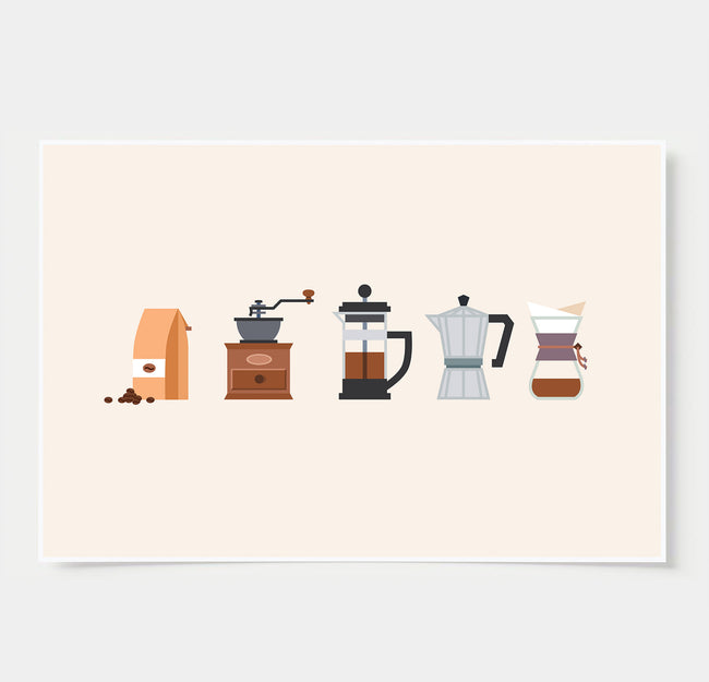 Coffee Collection 2 Poster