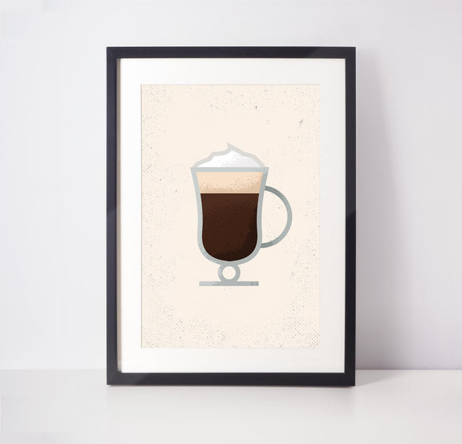 Irish Coffee - Poster