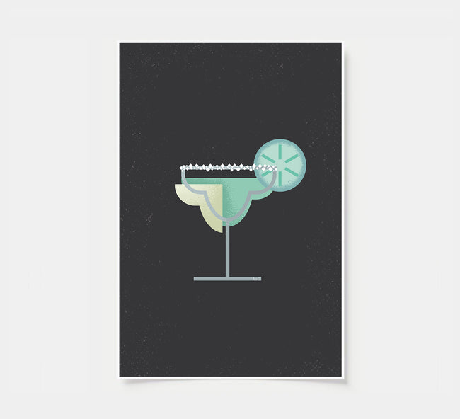 Margarita - Cocktail Poster