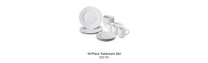 Tableware Set