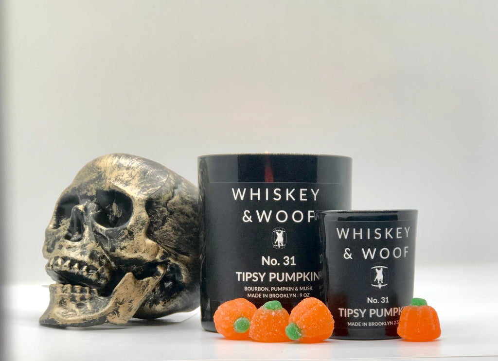 No. 31 Tipsy Pumpkin Candle