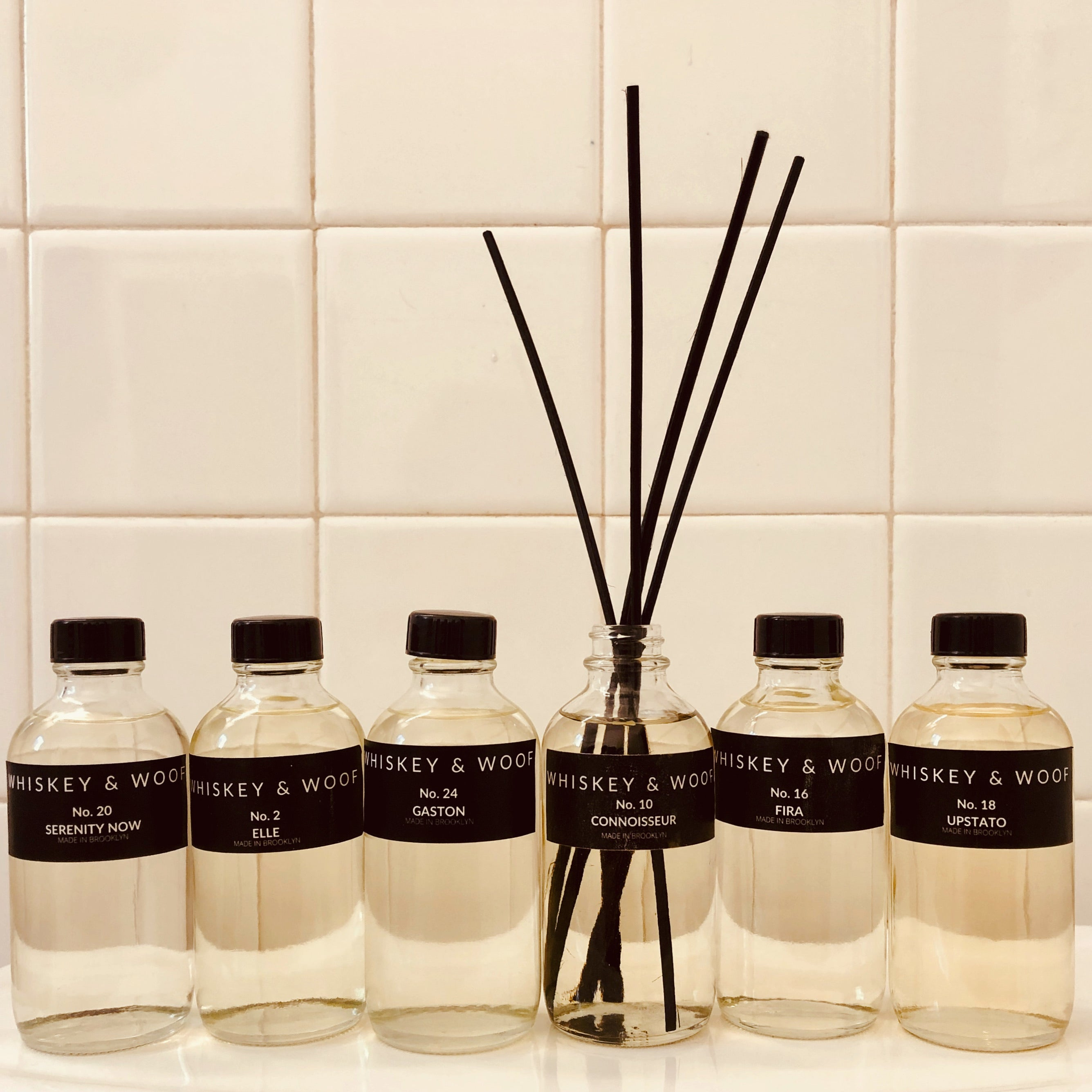 No. 20 SERENITY NOW: Lavender Reed Diffuser