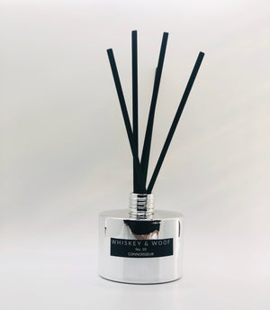 No. 10 CONNOISSEUR: Brandied Pear Reed Diffuser and Candle