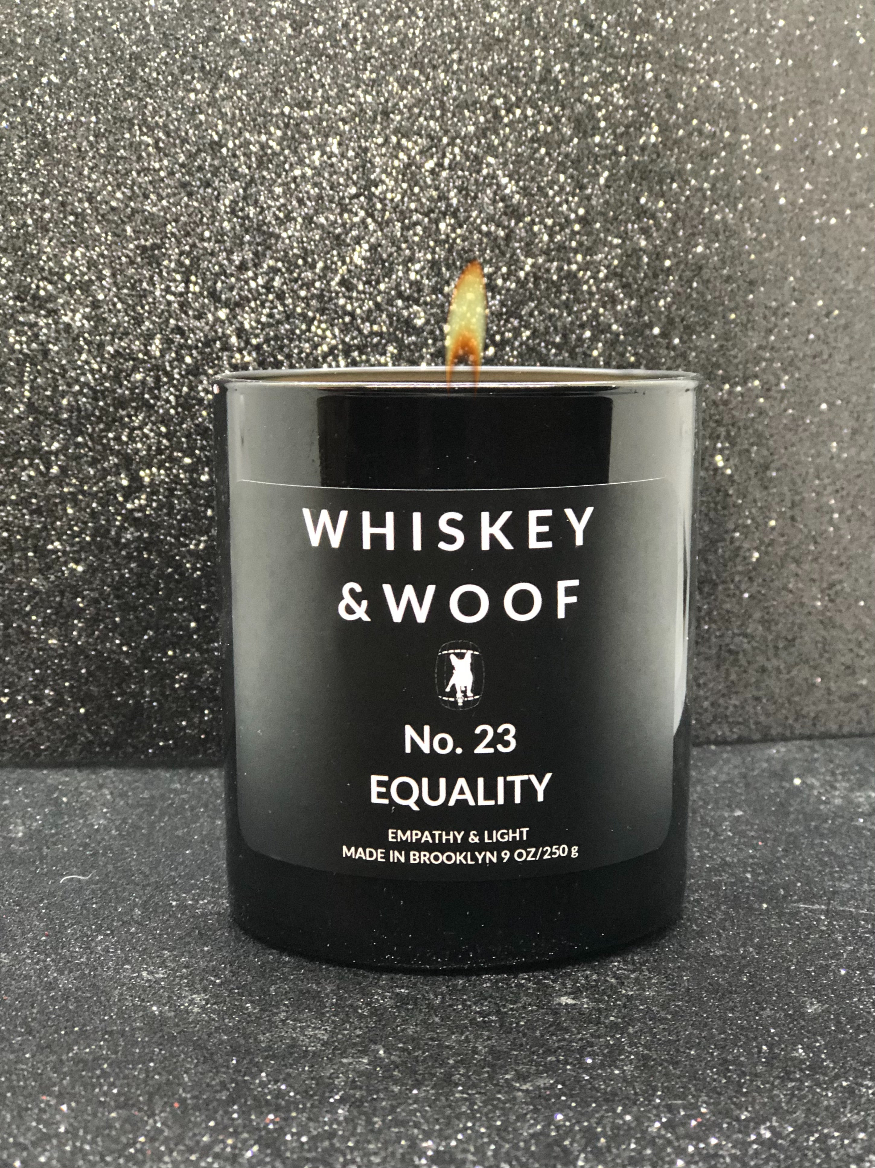 No. 23 EQUALITY : LIGHT & UNDERSTANDING CANDLE