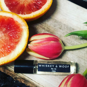 No. 16 FIRA: Blood Orange & Bergamot Essential Oil Fragrance