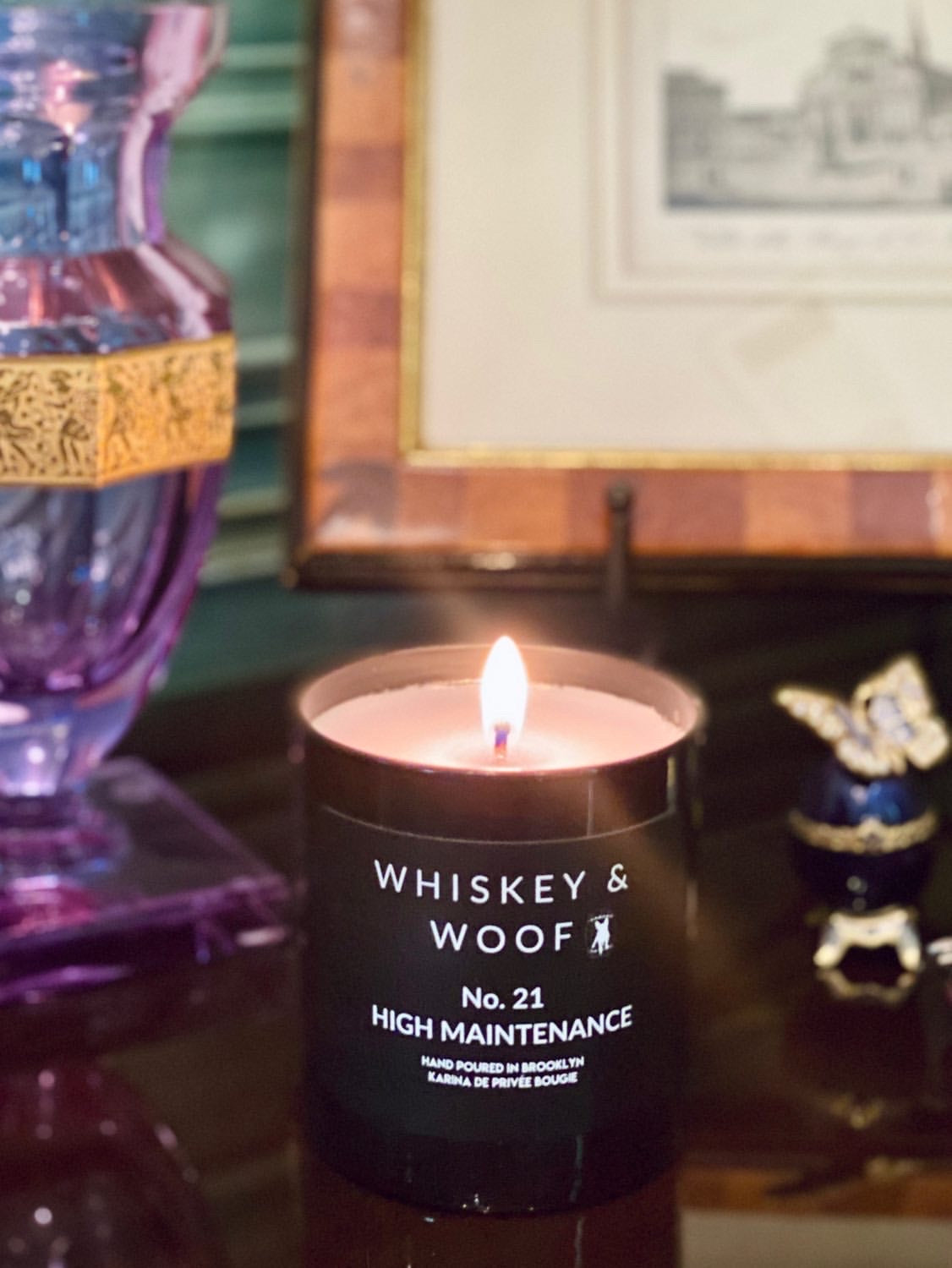 No. 21 HIGH MAINTENANCE: Custom Candle Packages