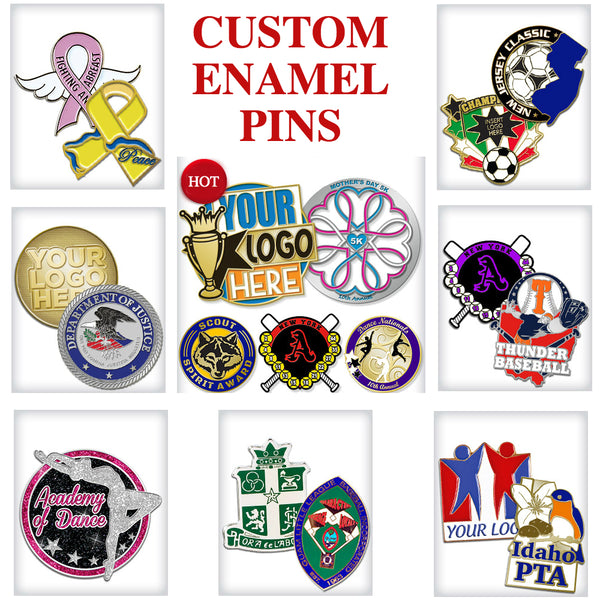 Promotional Enamel Pins