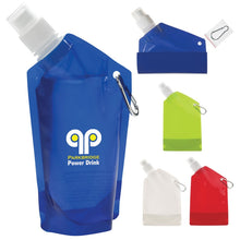 Load image into Gallery viewer, Custom Logo T12 OZ. Collapsible Bottle