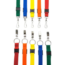 Load image into Gallery viewer, Custom Logo Promotional Lanyards