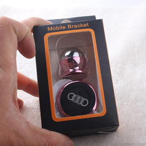 Promotional Custom Logo 360 Degree Rotation Magnetic Car Phone Holder