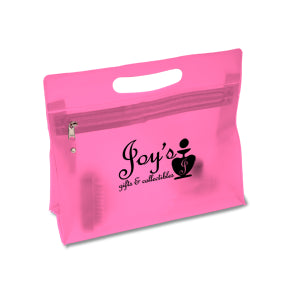 Custom Logo Promotional Easy Carry Handle Vanity Case