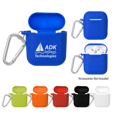 Promotional Custom Logo Access Airpod Cover Pouch