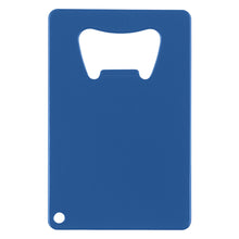 Load image into Gallery viewer, Promotional Custom Logo Credit Card Shaped Bottle Opener