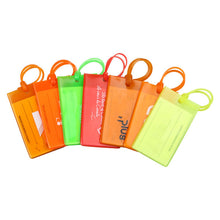 Load image into Gallery viewer, Promotional Custom Logo luggage tags