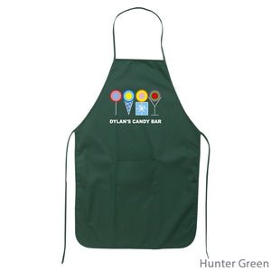 Custom Logo Full Apron