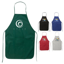 Load image into Gallery viewer, Custom Logo Full Apron