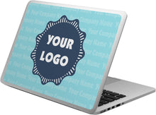 Load image into Gallery viewer, Custom Logo Laptop Skin