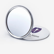 Load image into Gallery viewer, Promotional Custom Logo Mini Portable Mirror