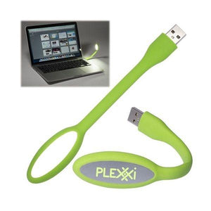 Custom Logo Promotional Flexi USB LED Lights