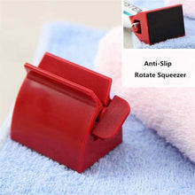 Load image into Gallery viewer, Custom Logo Promotional Rolling Toothpaste Tube Squeezer Easy Squeeze Dispenser Bathroom Accessory