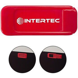 Promotional Custom Logo Budget Security Slide-Action Webcam Cover