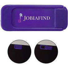 Load image into Gallery viewer, Promotional Custom Logo Budget Security Slide-Action Webcam Cover