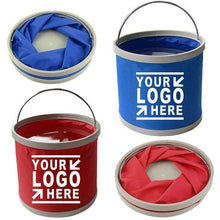 Load image into Gallery viewer, Promotional Portable Bucket for Outdoors Picnics, Cleaning Everyday Use