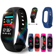 Load image into Gallery viewer, Custom Logo Promotional Royal Fleet Smart Fitness Tracker M3