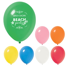 Load image into Gallery viewer, Promotional 11 Inch Standard Balloons