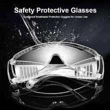 Load image into Gallery viewer, Bulk Protective Safety Goggle Medical Anti Fog Goggles