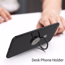 Load image into Gallery viewer, Promotional Custom Logo Smart Universal Phone Holder & Stand Ring