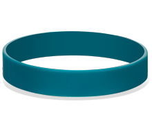 Fundraising Silicone Wristbands