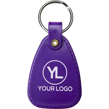 Load image into Gallery viewer, Custom Logo Western Saddle Key Tag