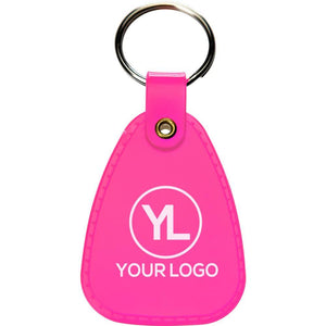 Custom Logo Western Saddle Key Tag