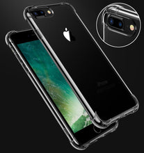 Load image into Gallery viewer, Bulk DIY Clear Transparent Shockproof TPU Phone Cases for Most Phone Models - 10 Pack