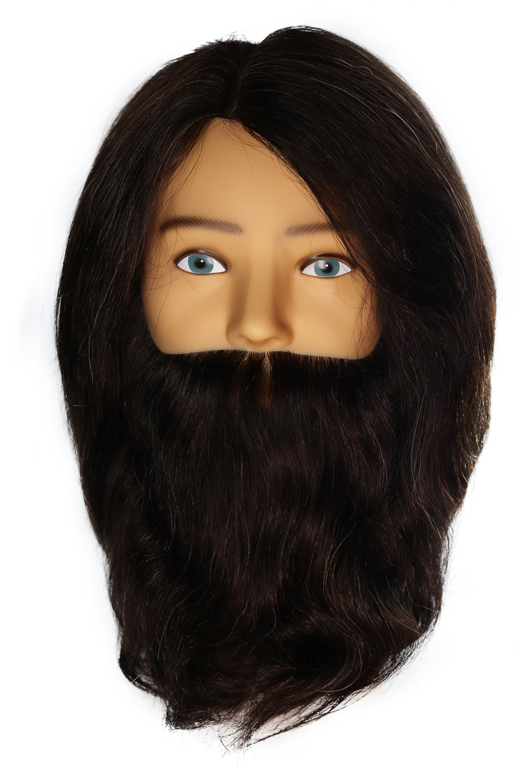 MANNEQUIN HEAD MICHAEL WITH BEARD