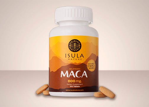 Maca Tablet 800 mg