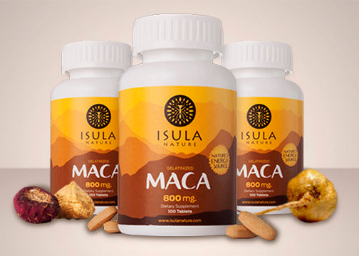 Maca Tablet 800 mg X3