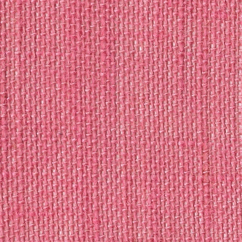 Pink Jute Burlap Woven Fabric (10 Yards Roll) - SKU MYL.1787A