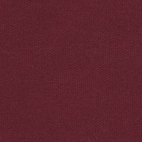 Burgundy 8 oz Canvas Woven Fabric - SKU 558