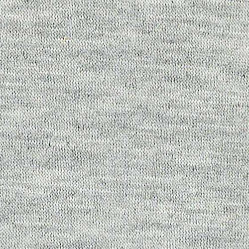Heather Grey #1 Polyester/ Rayon/Lycra Knit Jersey Fabric