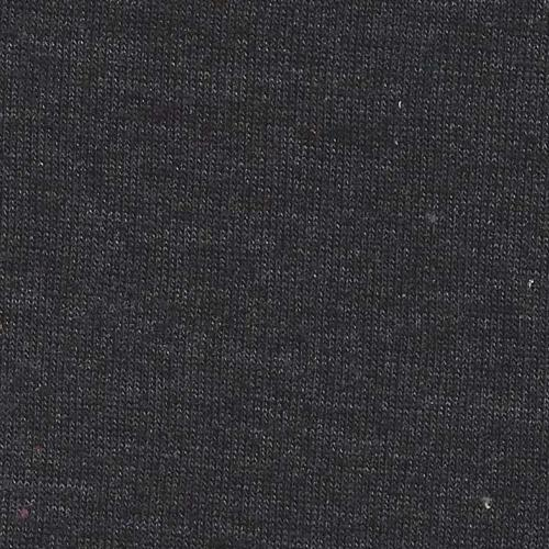 Charcoal Vintage Poly Rayon Lycra Jersey Knit Fabric