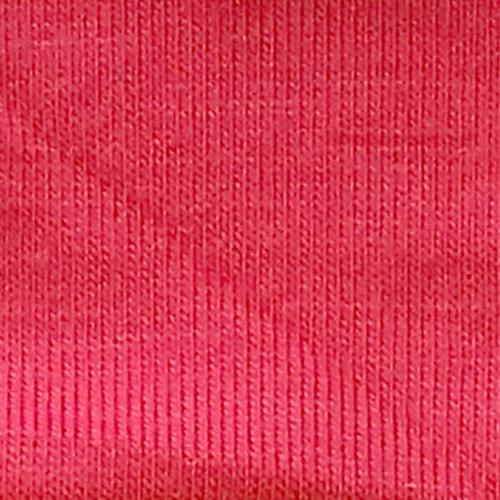 Coral Bright J Crew Rayon/Lycra Jersey Knit Fabric