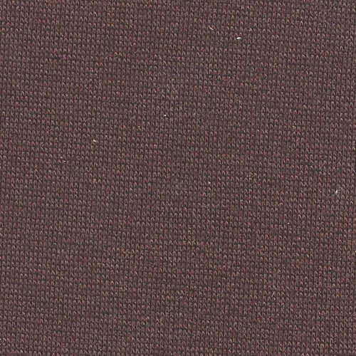 Brown 14.5oz Polyester/Cotton Sweatshirt Knit Fabric