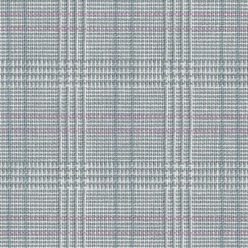 Grey/White Suiting Woven Fabric