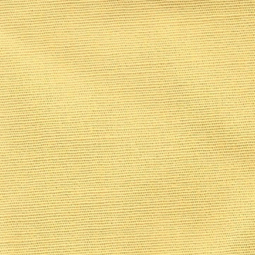 Yellow Stretch Poplin Woven Fabric