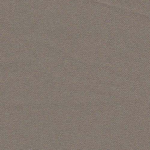 Taupe Micro Gaberdine Suiting Woven Fabric