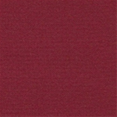 Burgundy Oxford De Chine Polyester Suiting Woven Fabric
